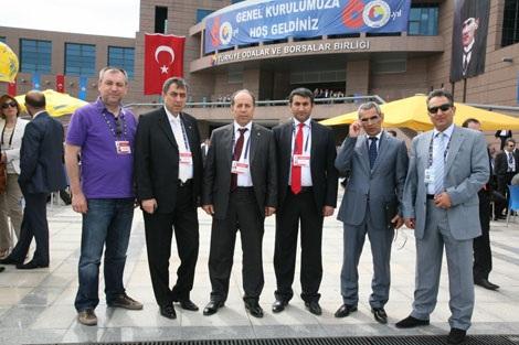 GTO tam kadro Ankara'da